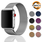 Stainless Steel Loop Band Strap For Apple watch Series 1/2/3/4 38 42 40 44 mm image