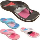 New Womens Sports Toe Post Slip On Ladies Beach Sandals Flip Flops Shoes Sizes