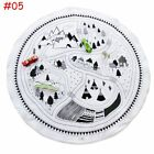 2018 Cute Lace Baby Kids Game Gym Activity Play Mat Crawling Blanket Floor Rug