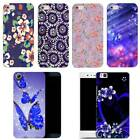 for iphone 7 plus case cover hard back-beautiful patterns