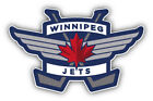 Winnipeg Jets NHL Hockey Logo Car Bumper Sticker Decal  -9'', 12'' or 14'' $12.99 USD on eBay