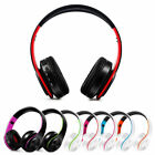 Wireless Bluetooth Stereo Foldable Headset Headphone Earphone for iPhone Samsung