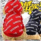 Pet Dog Funny Clothes Dog Comfortable and Breathable Warm Clothes Autumn Winter