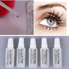 5Pairs Natural Long Black Eye Lashes Handma Messy Cross False-Eyelashes&Beauty: günstig