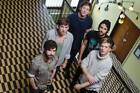"""MX06588 Foals - English Indie Rock Band Yannis Philippakis 21""""x14"""" Poster"""