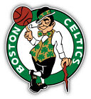 Boston Celtics NBA Basketball Logo Car Bumper Sticker Decal  - 9'', 12'' or 14'' on eBay
