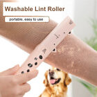 Reusable Washable Clothes Lint Dust Pet Dog Hair Remover Roller Tool Cartoon
