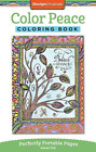 COLOR PEACE  (UK IMPORT)  BOOK NEW