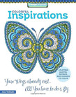 VOLINSKI, JESS-COLORFUL INSPIRATIONS COL BK  (UK IMPORT)  BOOK NEW