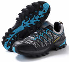 Mens Safety Shoes Steel Toe Fashion Breathable Work Boots Hiking Climbing Shoes