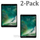 2x Tempered Glass Screen Protector iPad 2 3 4 5th 6th Air Mini 7.9 Pro 9.7 10.5