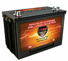 VMAX XTR27-110 for Bently pontoons & trolling motor marine deep cycle battery