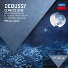 Pascal Roge - Debussy: Clair de Lune and Other Piano Works (Virtuoso series [CD]