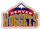 Denver Nuggets NBA Basketball Combo  Car Bumper Sticker Decal- 9'', 12'' or 14'' on eBay