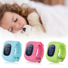 US Monitor Children GPS Tracking Device Q50 Smart Watch Safety Tracker Kids Gift