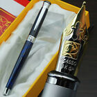 Picasso #903 deep blue barrel office supply pimio pen M nib smooth writing pens