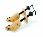 Ideaworks Wooden Shoe Stretchers - Stretches The Length and Width Of Shoes