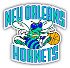 New Orleans Hornets NBA Basketball Combo Car Bumper Sticker Decal - 3'' or 5'' on eBay