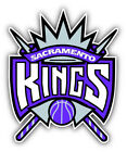 Sacramento Kings NBA Basketball Combo Car Bumper Sticker Decal  9'',12'' or 14'' on eBay