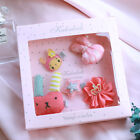 5Pcs Kids Toddler Hairpin Baby Girls Cartoon Animal Princess Hair Clip Set