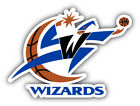 Washington Wizards NBA Basketball Blue Car Bumper Sticker - 3'', 5'' or 6'' on eBay