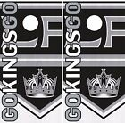 Los Angeles Kings Cornhole Skin Wrap NHL Hockey Team Logo Vinyl Decal DR105 $39.99 USD on eBay