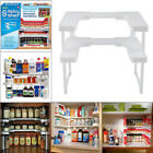 Adjustable Double Layer Spicy Kitchen Sh...