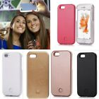Selfie Led Light Up IPhone Case Back Cover Night Light Rechargeable