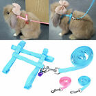 Kyпить US Small Pet Harness With Leash Hamster Rabbit Guinea Lead Strap Outdoor Travel на еВаy.соm