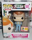 Funko Pop Freddy Dumb and Dumber Blue Suit Fundays 1/2000 SDCC Brand New