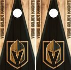 Vegas Golden Knights Cornhole Skin Wrap NHL Hockey Wood Design Vinyl Decal DR115 $39.99 USD on eBay