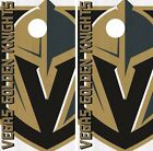 Vegas Golden Knights Cornhole Skin Wrap NHL Hockey Team Logo Vinyl Decal DR118 $39.99 USD on eBay