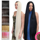 Внешний вид - Femi Collection Natural Deep Part J Wig Lace Front Wig Extra Long 48""
