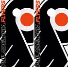 Philadelphia Flyers Cornhole Skin Wrap NHL Hockey Custom Art Decor Vinyl DR150 $39.99 USD on eBay
