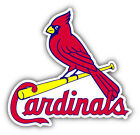 St Louis Cardinals MLB Baseball Combo  Car Bumper Sticker-  9'', 12'' or 14'' on Ebay