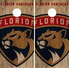 Florida Panthers Cornhole Skin Wrap NHL Hockey Custom Art Decor Vinyl DR176 $39.99 USD on eBay