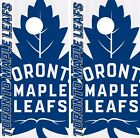 Toronto Maple Leafs Cornhole Skin Wrap NHL Hockey Custom Vinyl DR195 $39.99 USD on eBay