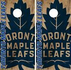 Toronto Maple Leafs Cornhole Skin Wrap NHL Hockey Logo Vintage Vinyl DR196 $39.99 USD on eBay