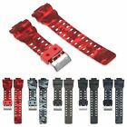 Replacement Silicone Watch Band Strap for C ASIO G-Shock GA-110/100/120/GD120