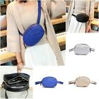 Women Waist Belt Bag Fanny Pack Chest Shoulder Purse Pouch New Zipper Clutch