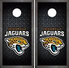 Jacksonville Jaguars Cornhole Skin Wrap NFL Football Decal Luxury Vinyl DR35 $39.99 USD on eBay