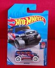 Hot Wheels TREASURE HUNT ROCKSTER 2018 F Case Long Card
