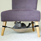 Pet Cat Dog Crib Hammock Hanging Bed Under Chair Bed End Table Fits Fancy Toy