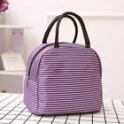 US Insulated Cooler Lunch Bag Picnic Storage Box For Men Women Work Kids School