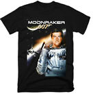 MOONRAKER ,007,JAMES BOND ,MOVIE, MEN'S T-SHIRT,100% COTTON, F0050 $23.53 CAD on eBay
