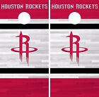 Houston Rockets Cornhole Skin Wrap NBA Basketball Custom Art Decor Vinyl DR281 on eBay