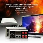 Mini Vintage Retro Tv Game Console Classic 620 Built-in Games With 2 Controller