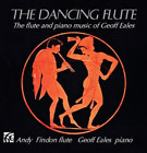 FINDON, ANDY / GEOFF EALES-The Dancing Flute - Flute & Piano  (UK IMPORT) CD NEW