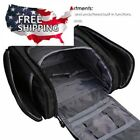 Large Men/Women Toiletry Bag For Makeup Cosmetic Shaving Travel Accessorie Black