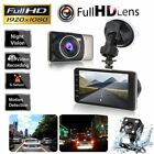HD 1080P 4  Car DVR Dash Camera Vehicle Video Recorder Dash Cam G-Sensor Lot OY